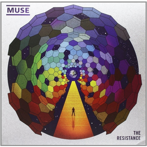 Muse ‎– The Resistance Vinyl