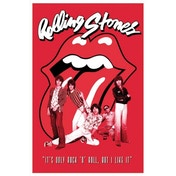 Rolling Stones - It's Only Rock N Roll Maxi Poster