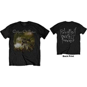 Children Of Bodom - Relentless Men's XX-Large T-Shirt - Black
