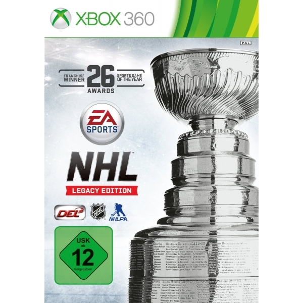 NHL 16 Legacy Edition Xbox 360 Game