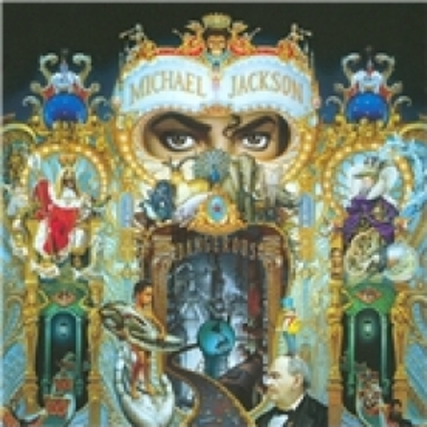 Michael Jackson Dangerous CD