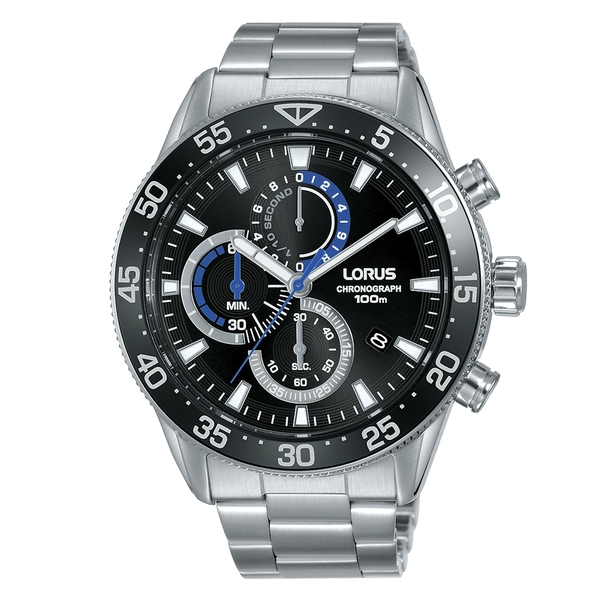 Lorus RM335FX9 Mens Chronograph Dress Watch