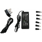 Powercool 60W 12V 5A Universal AC Adaptor with 6 Tips UK Plug
