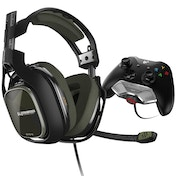 Astro A40 Headset + MixAmp M80 Green Edition Gaming Headset Xbox One