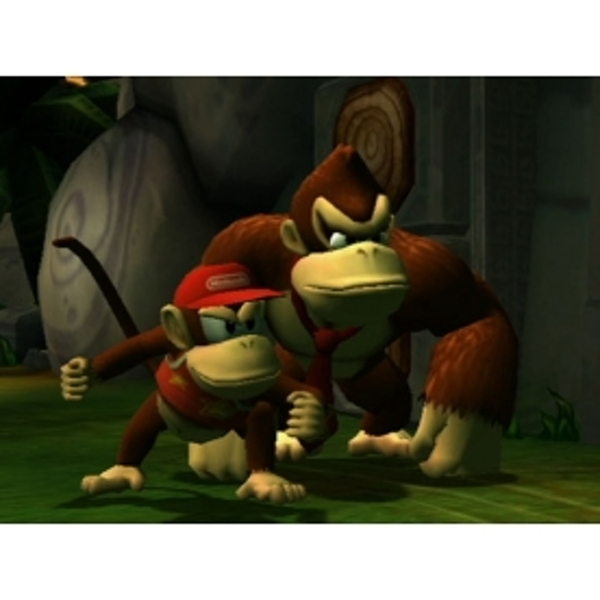 Donkey Kong Country Returns Game Wii - Image 3