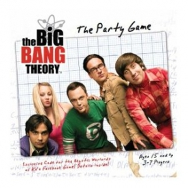 The Big Bang Theory Party Game - Image 2