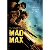 Mad Max: Fury Road 2015 DVD