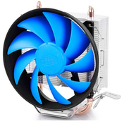 Deepcool Gammaxx 200T, Heatsink & Fan, Intel & AMD Sockets, Fluid Dynamic, Core Touch Tech