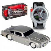 James Bond 50th Anniversary MI6 Aston Martin DB5 Remote Control