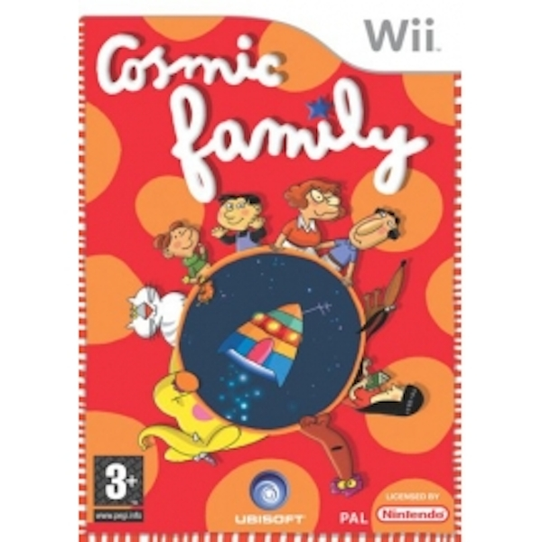 Cosmic Family Game Wii