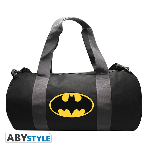 Dc Comics - Batman - Grey/Black Backpack