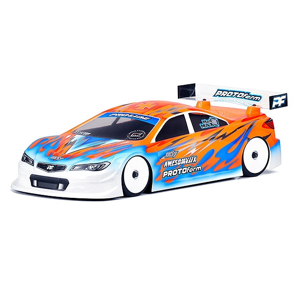 Protoform Ms7 X-Lite Weight Bodyshell 190Mm (Clear)