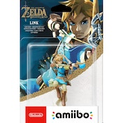Link Archer Amiibo (The Legend of Zelda Breath of the Wild) Wii U/3DS/Nintendo Switch