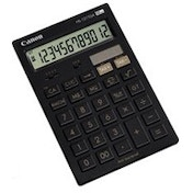 Canon HS-121TGA Pocket Basic Black calculator