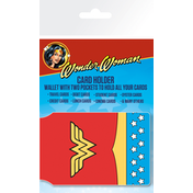 DC Comics Wonder Woman Costume Card Holder