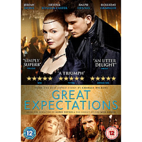 Great Expectations DVD (2012)
