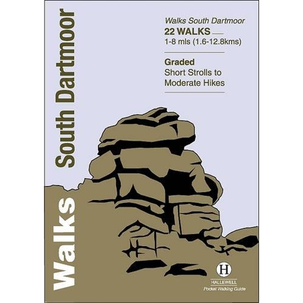 Walks South Dartmoor by Richard Hallewell (Paperback, 2012)