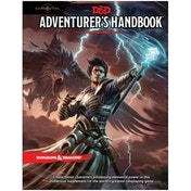 Dungeons & Dragons Elemental Evil Adventurers Handbook