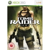 Ex-Display Lara Croft Tomb Raider Underworld Game Xbox 360 Used - Like New