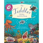 Tiddler Sticker Activity Book by Julia Donaldson (Paperback, 2017)