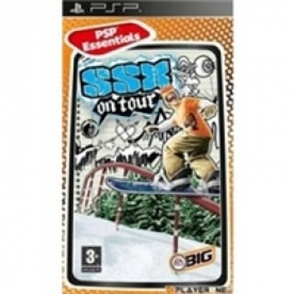 SSX On Tour (Essentials) Game PSP