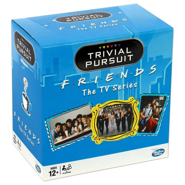Image of Trivial Pursuit Friends [Damaged Packaging]