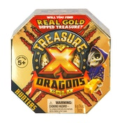 Treasure X Action Figure - Single Pack - Dragons Gold-Hunters Season 2