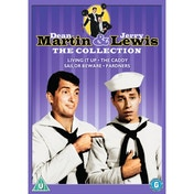 Jerry Lewis & Dean Martin- The Collection DVD