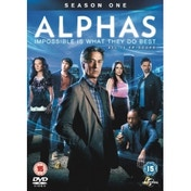 Alphas Series 1 DVD