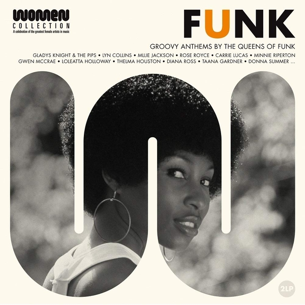 Various Artists - Funk - Groove Anthems By The Queens Of Funk Vinyl