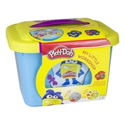 Play-Doh My Little Workshop Storage Box with Creative Pack