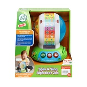 LeapFrog Spin & Sing Alphabet Zoo Ball Toy