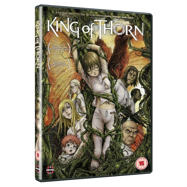 King Of Thorn DVD