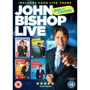 John Bishop Live: Box Of Laughs DVD (2016)
