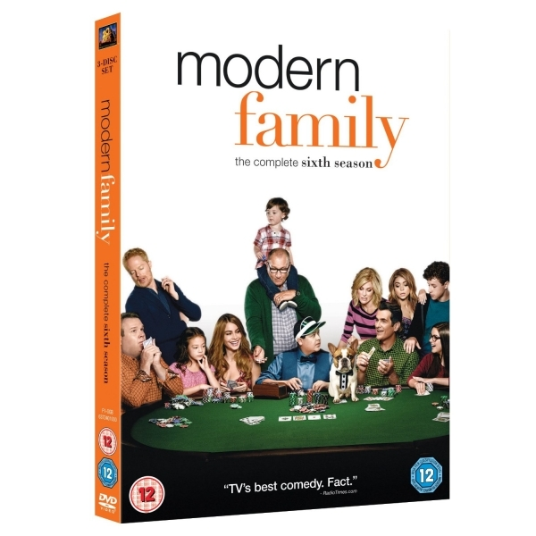 Modern Family - Season 6 DVD
