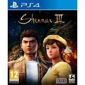Shenmue III PS4 Game