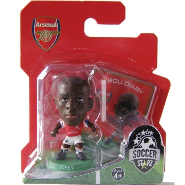 Soccerstarz Arsenal Home Kit Abou Diaby