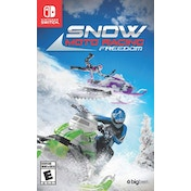 Snow Moto Racing Freedom Nintendo Switch Game