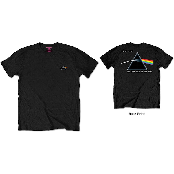 Pink Floyd - DSOTM Prism Men's Medium T-Shirt - Black
