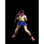 Sakura Kasugano (Street Fighter) SH Figuarts Bandai Action Figure