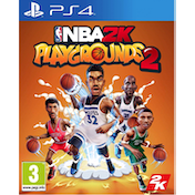 NBA 2K Playgrounds 2 PS4 Game