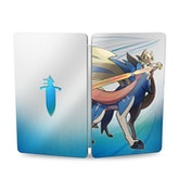 Pokemon Sword Switch Steelbook