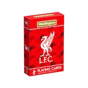 Liverpool Waddingtons Classic Players Playing Cards