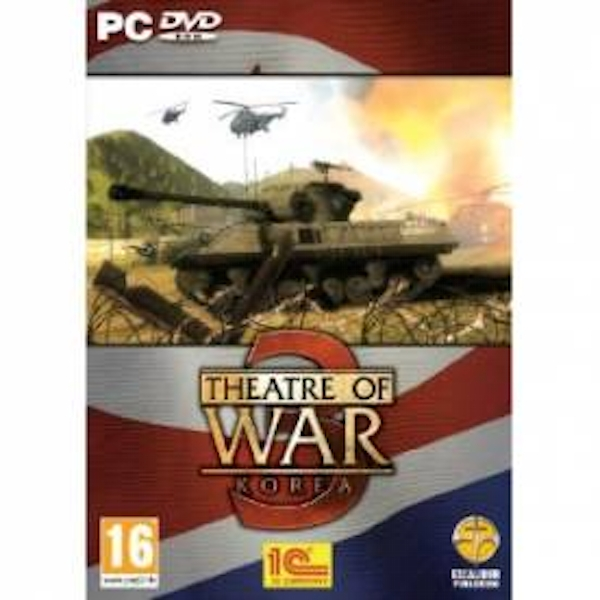 Theatre of War 3 Korea Game PC