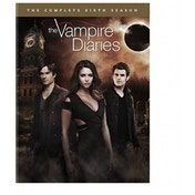 The Vampire Diaries - Season 6 DVD