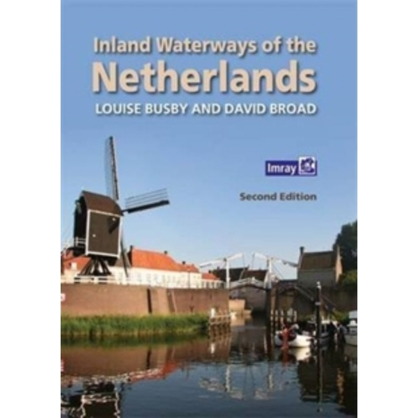 Inland Waterways of the Netherlands by Louise Busby (Paperback, 2016)