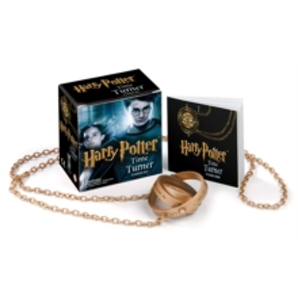 Harry Potter Time Turner Sticker Kit by Running Press (Mixed media product, 2007)