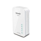 Tenda Wireless PW201A Powerline N300 Extender UK Plug