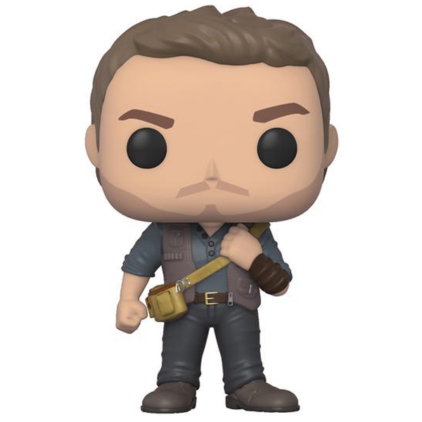 Owen (Jurassic World) Funko Pop! Vinyl Figure