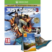 Just Cause 3 Day One Edition with Guide to Medici Xbox One Game